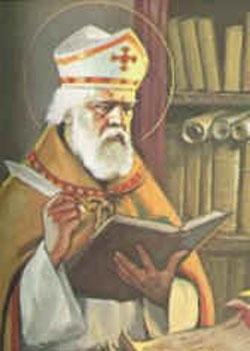 St. Isidore of Sevilla