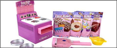 Old Fashioned Easy Bake Oven