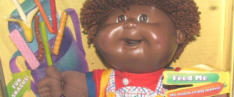 The Cabbage Patch Snacktime Kids Doll