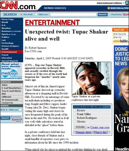 What's a good Tupac Shakur book I can get?