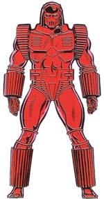 crimson-cyborg