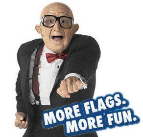 six flags more flags more fun commercial