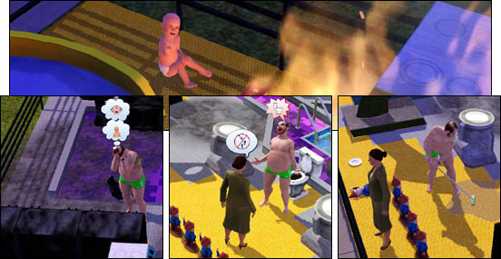 Exploring the Mysteries of the Mind with the Sims 3   Cracked com