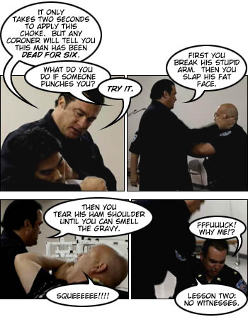7 Super Powers That Steven Seagal Actually Believes He Has