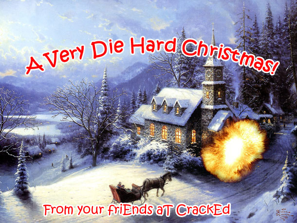 5 Reasons Die Hard Is The Best Christmas Movie Ever Made | Cracked.com