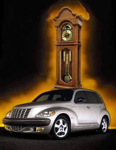clockcar