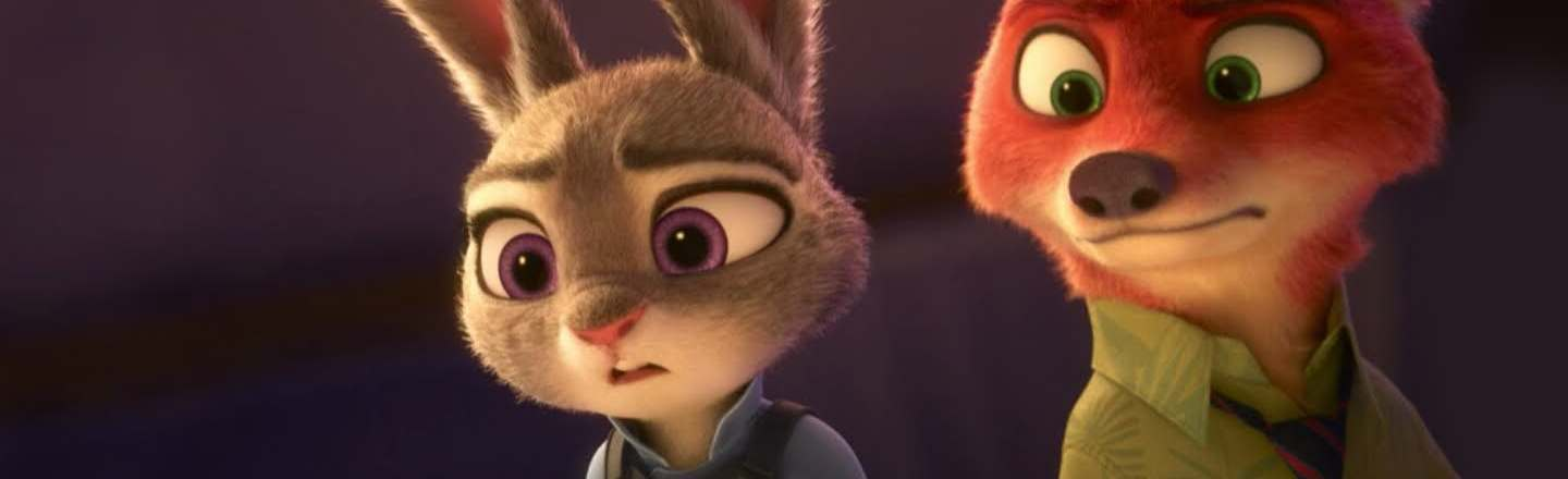 The Sexy Reason Why The Society In Zootopia Is Doomed