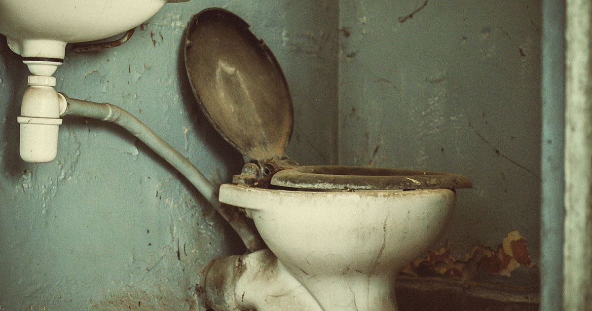 The 6 Most Terrifying Public Restrooms in the World | ed.com How To See Through Bathroom Gl on sea through bathroom, messy bathroom, pink bathroom, black bathroom, pee no bathroom, wet bathroom, walk through bathroom, pretty bathroom,