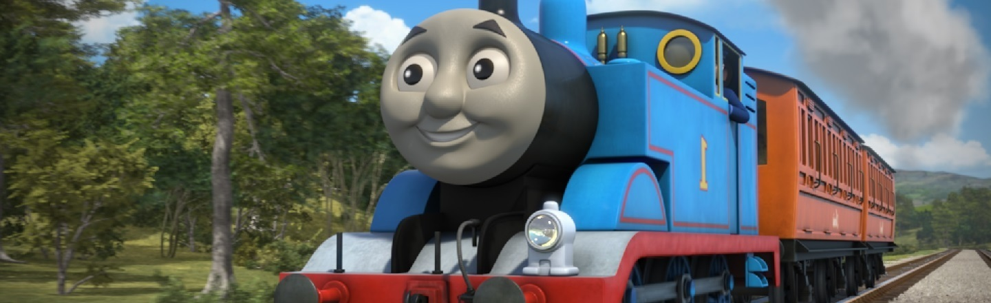 Why The Most F-ed Up Show On TV (Is Thomas The Tank Engine)
