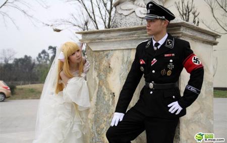 Military Wedding Dresses 60 Lovely Chinese Nazi Wedding