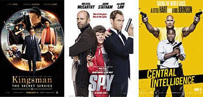 Best spy movies 2000s