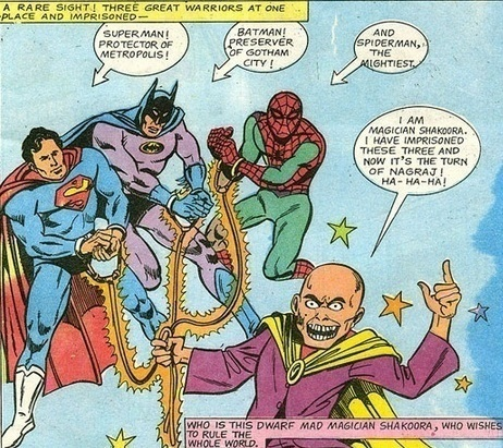 5. Superman Goes to India, Gets Casual About Murder