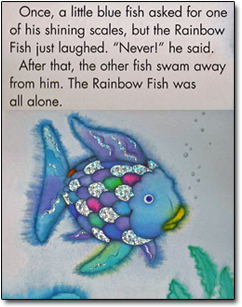 6 popular children 39 s books that teach kids horrible ForFish Short Story