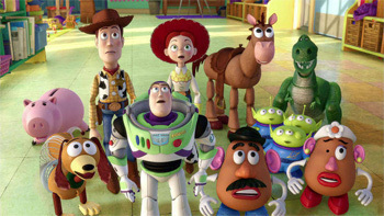 Creepy Cartoon Fan Theories That Make Way Too Much Sense - True identity andys mom makes toy story even epic will complete childhood