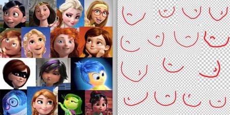 Personnages Disney - Le site de tous les Personnages Disney