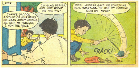 to Adult it beaver leave comic
