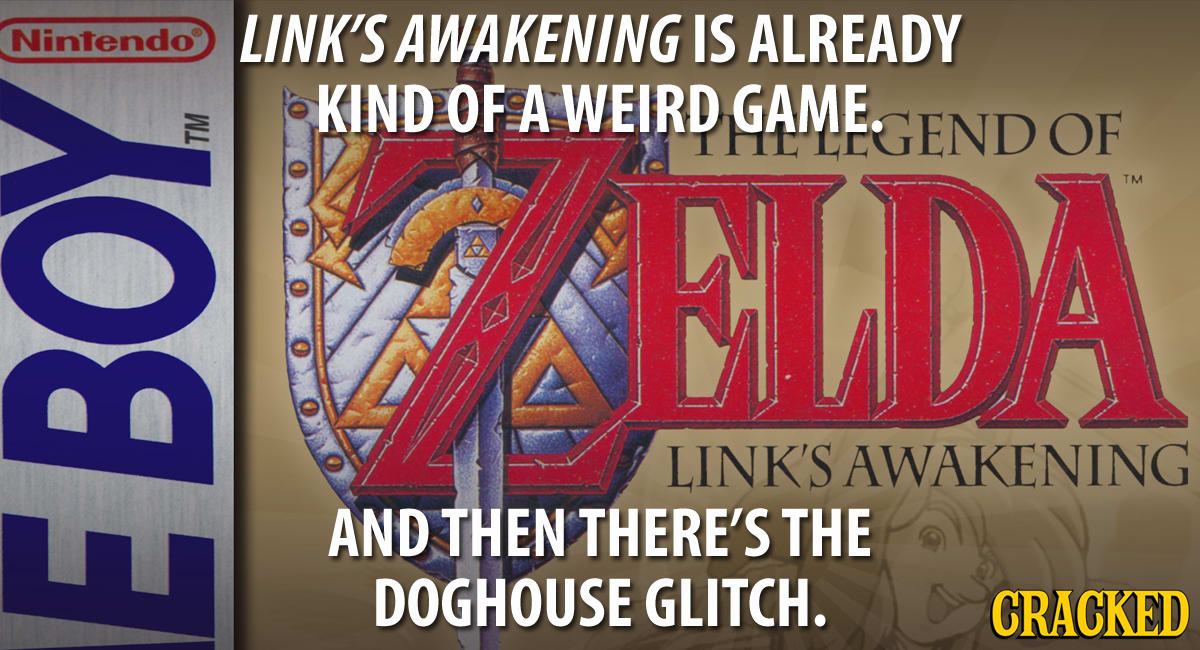 The Creepiest Glitches In Famous Video Games Part - 24 times people followed instructions way literally 6 cracked