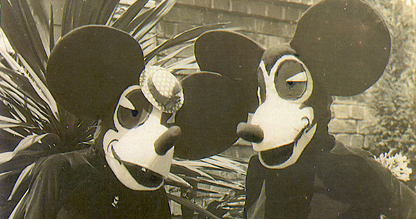 7 Famous Mascots Who Once Looked Scary As Hell Cracked Com