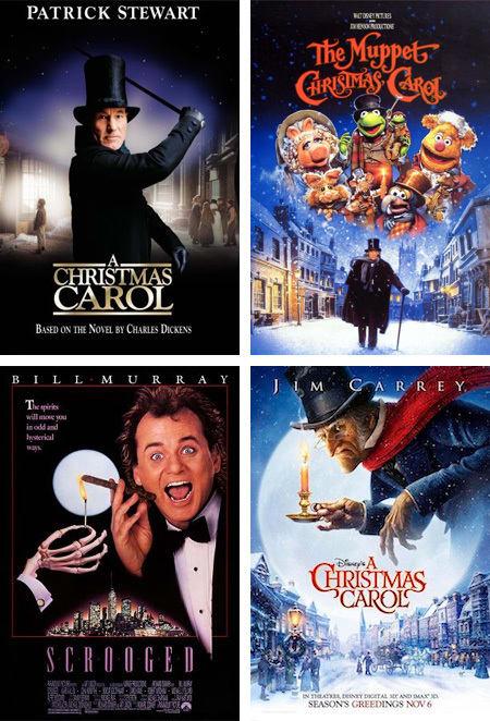a christmas carol versions