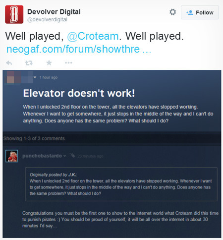 6 Hilarious Ways Game Designers Are Screwing Over Pirates ...