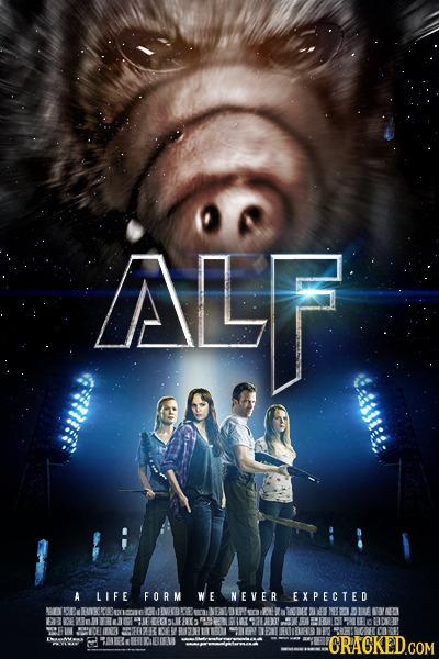 Alf Remake
