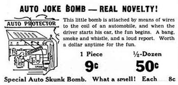 how to make a quarter stick of dynamite