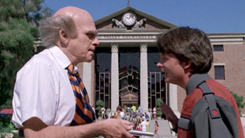 Back to the future captions bill marty naked