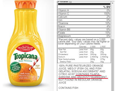 6 everyday things you had no clue were made of dead for Wine and orange juice name