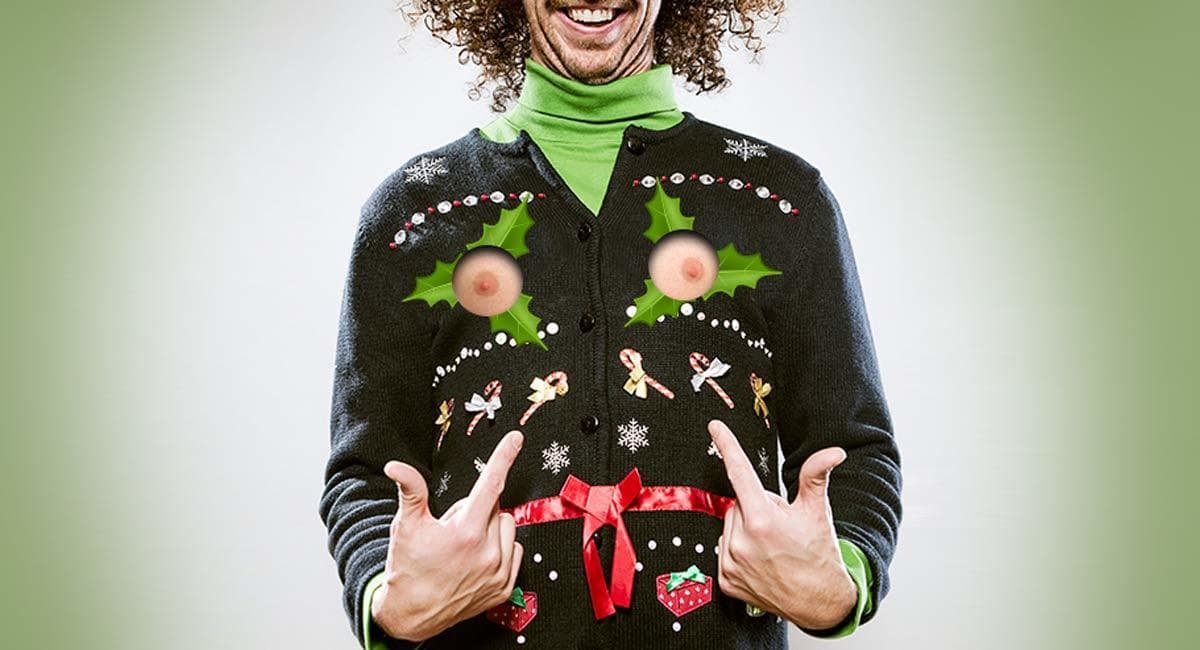9 Ugly Holiday Sweaters That Will Ruin Any Office Party | Cracked.com