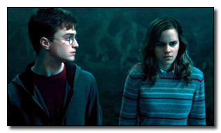 Harry rapes hermione