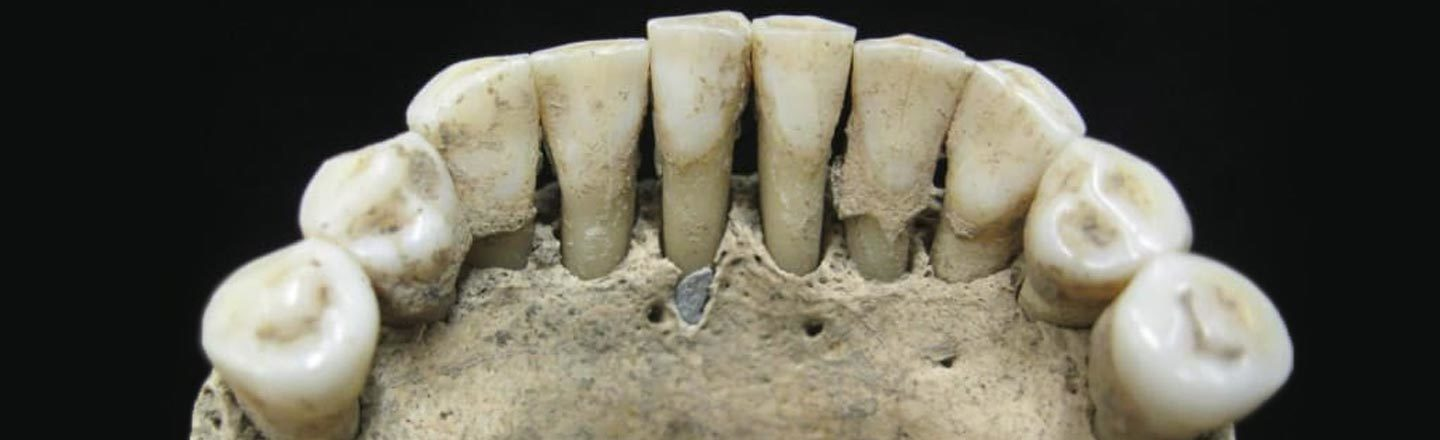 How A Dead Nun Ended Up With Teeth Full Of Treasure