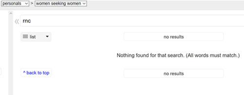Craigslist men seeking women shut down