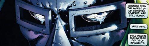 Resultado de imagem para september 11 comics doctor doom cry