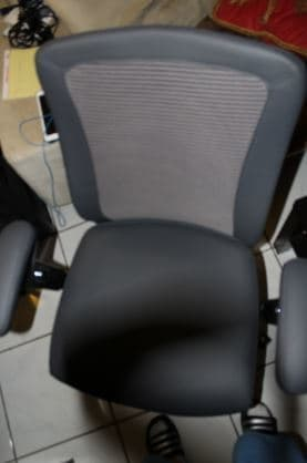 clearly the winner - Office Chairs For Fat Guys