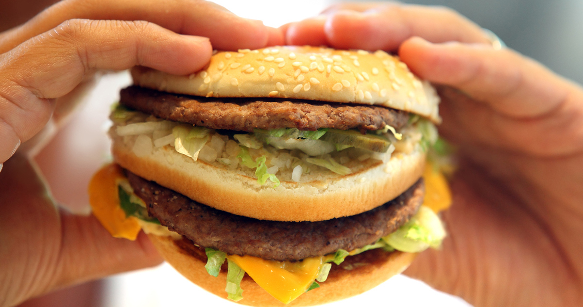 article fast food