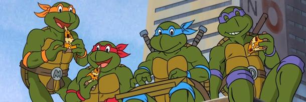 Teenage Mutant Ninja Turtles Sex Game