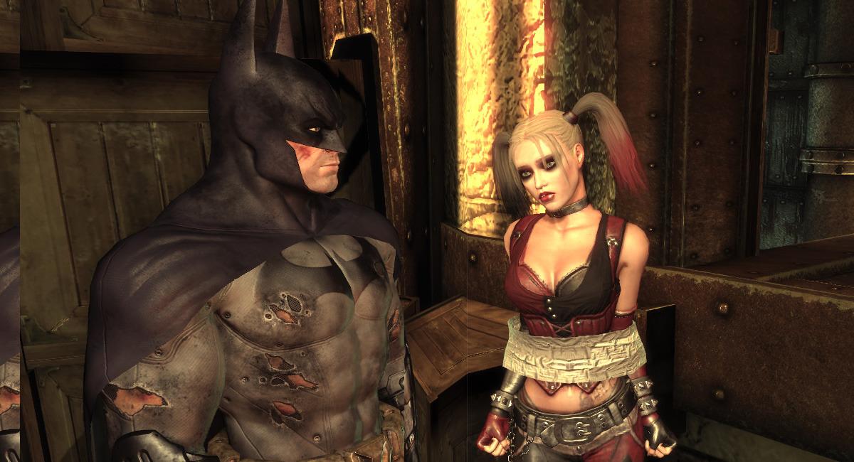 Harley quinn sex game