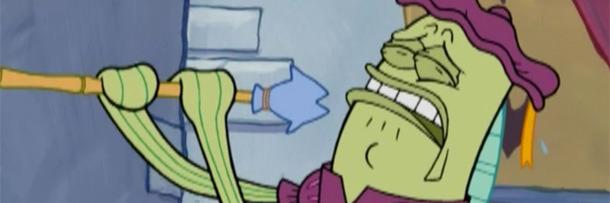 List of sexual jokes in spongebob