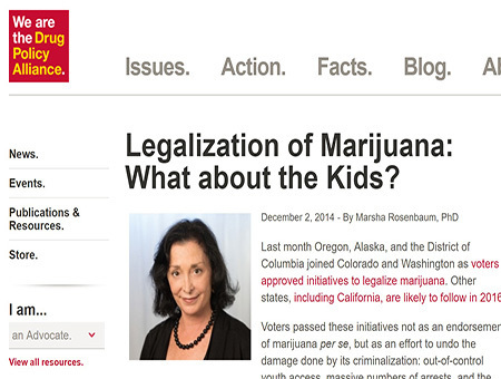 Legalization of drugs essay