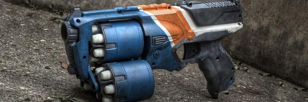 Nerf N-Strike Elite Centurion Blaster