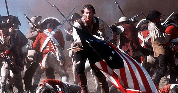 patriotism and the historical inaccuracies in the patriot a film by roland emmerich The patriot meanders down the paths of too many subplots, which detract from the film's main action, but the satisfying climax ties all the loose ends up neatly with a slam-bang finish that smacks of as much historical accuracy as hollywood is able to muster in modern times.