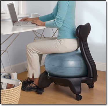 balance ball chair - Office Chairs For Fat Guys
