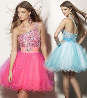 Prom Dress for Twins