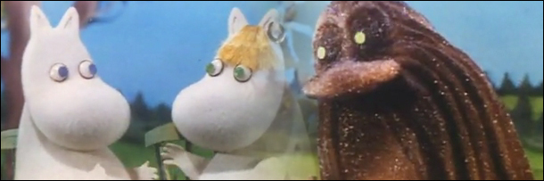 The Moomins (Finland) -- The Moomins Are Visited by Death Incarnate