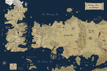 6 insane but very persuasive game of thrones fan theories via westerosmap gumiabroncs Choice Image