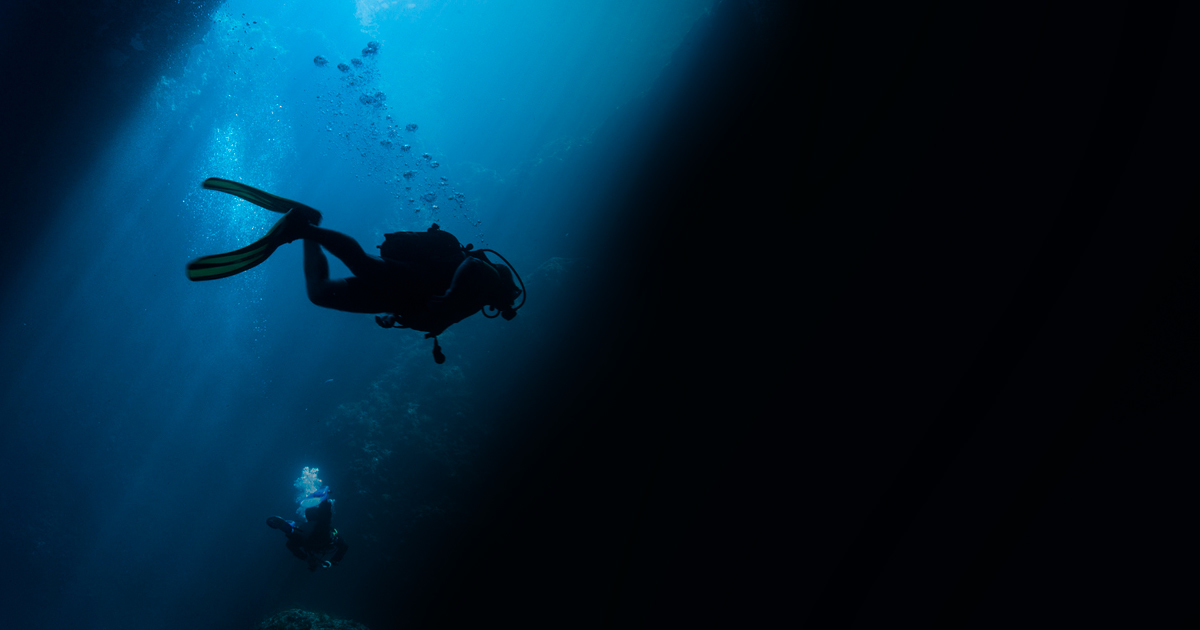 The Most MindBlowing Things That Can Be Found Underwater - 23 amazing things divers discovered bottom ocean