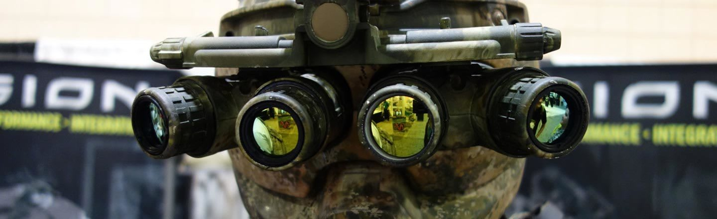 6 Ways Military Technology Is About To Become Terrifying