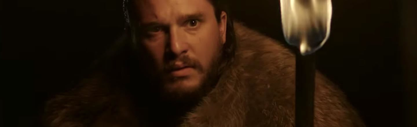 Let's Go Nuts Overanalyzing The 'Game Of Thrones' Teaser