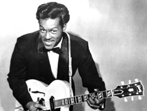 adult Chuck life berry