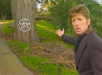 Policías Satánicos reclaman su tiempo para invocar a Satanás